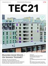 TEC21 2015|13-14 Hunziker-Areal Zürich – die bessere Vorstadt