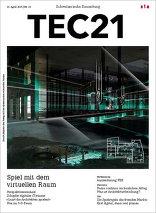 TEC21 2015|15 Spiel mit dem virtuellen Raum