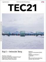 TEC21 2015|16 Rigi I – bebauter Berg