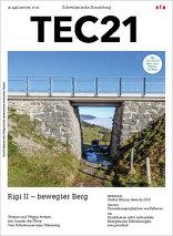 TEC21 2015|17-18 Rigi II – bewegter Berg