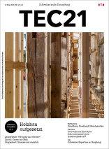 TEC21 2015|19-20 Holzbau aufgesetzt