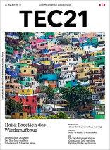 TEC21 2015|21 Haiti: Facetten des Wiederaufbaus