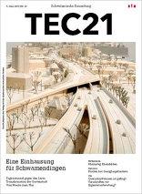 TEC21 2015|23 Eine Einhausung für Schwamendingen