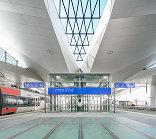 Hauptbahnhof Wien, Foto: Hubert Dimko