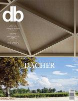 09|2015<br> Dächer