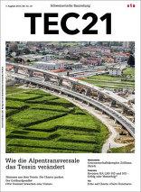 TEC21 2015|32-33 Wie die Alpentransversale das Tessin verändert