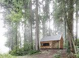 Schutzhaus Waldspielgruppe, Foto: Adolf Bereuter