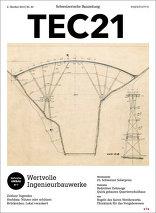 TEC21 2015|40 Wertvolle Ingenieurbauwerke