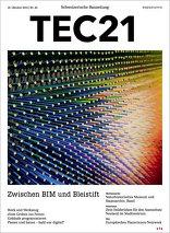 TEC21 2015|42 Zwischen BIM und Bleistift