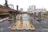 LUX - Stadtplatzentwicklung Stahlhof Belval Ouest, Foto: Roger Wagner