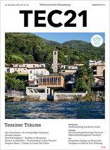 TEC21 2015|51-52 Tessiner Träume