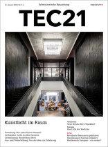 TEC21 2016|03-04 Kunstlicht im Raum