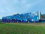 OMICRON Campus, Foto: Bruno Klomfar