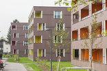 Wohnanlage Höchsterstraße, Foto: Christian Grass