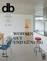 04|2016<br> Wohnen – gut und günstig