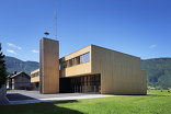 Sicherheitszentrum Bezau, Foto: Norman Radon
