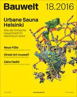 Bauwelt 2016|18 Urbane Sauna Helsinki