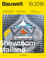 2016|19<br> Showroom Mailand