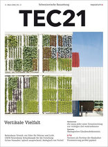 TEC21 2016|11 Vertikale Vielfalt