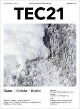 TEC21 2016|12-13 Natur – Gefahr – Risiko