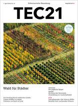 TEC21 2016|14 Wald für Städter