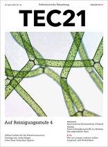 TEC21 2016|16 Auf Reinigungsstufe 4