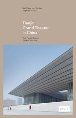 Tianjin Grand Theater in China