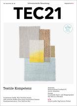 TEC21 2016|26 Textile Kompetenz
