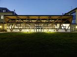 Sporthalle Trieben, Foto: Paul Ott