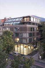 Stadthaus M11, Foto: Henning Koepke