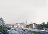 Museum der Moderne Berlin - Wettbewerb, Schaubild: © Herzog & de Meuron, Vogt Landschaftsarchitekten