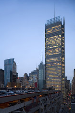 New York Times Building, Foto: Nathan Willock / ARTUR IMAGES