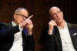 Herzog & de Meuron, Pressebild: Michael Zapf