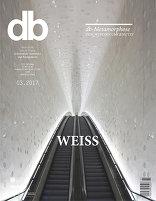 db deutsche bauzeitung 03 2017 Weiß