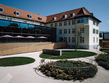 Betreuungs- und Gesundheitszentrum Schützengarten, Foto: Bruno Klomfar