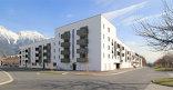 Wohnbau Pradl Ost – 1. Bauabschnitt, Foto: obermoser arch-omo zt gmbh I architektur