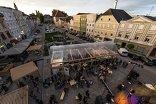 Festivalzentrum Eferding, Foto: Otto Saxinger