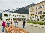 Volksschule Absam Dorf, Pressebild: Kurt Hörbst