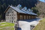 Ateliers für Gastkünstler im Kunstdepot Göschenen, Foto: Heinz Unger