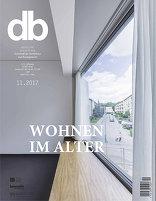 11|2017<br> Wohnen im Alter