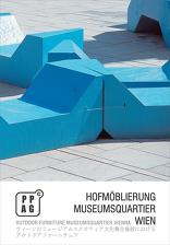 PPAG 2. Hofmöblierung MuseumsQuartier Wien