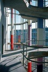 GSW-Hauptsitz - Neu- und Erweiterungsbau, Foto: Roland Halbe / ARTUR IMAGES