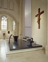 Kirche St. Michael in Heiligenstadt – Liturgische Neugestaltung, Foto: Pez Hejduk