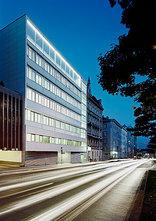 Rettung und Amtshaus Mariahilfer Gürtel, Foto: Rupert Steiner