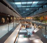 Einkaufszentrum Sillpark, Foto: Günter Richard Wett