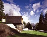 Personalhaus mit Tiefgarage, Foto: Günter Richard Wett