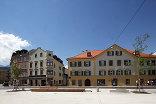 Neugestaltung Wiltener Platzl, Foto: Günter Richard Wett