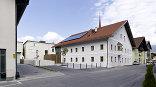 Wohnanlage und Vereinsheim Amras, Foto: Markus Bstieler