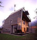Doppelhaus B-G, Foto: Arno Bereiter