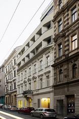 kaiser - Um- und Aufbau Kaiserstraße, Foto: Hertha Hurnaus